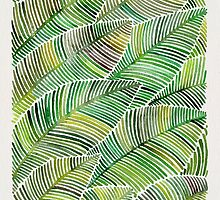 Tropical Green by Cat Coquillette