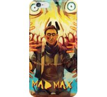 Mad Max - Hope is a mistake iPhone Case/Skin