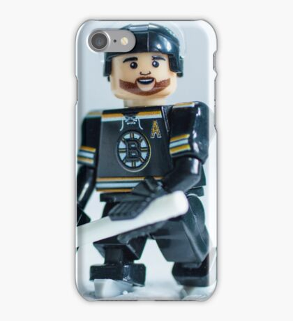 Patrice Bergeron (The Boston Bruins) iPhone Case/Skin