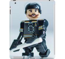 Patrice Bergeron (The Boston Bruins) iPad Case/Skin
