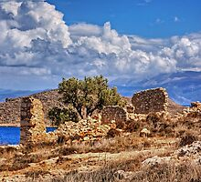 Chalki Ruin by Tom Gomez