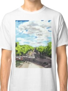 The View from the top of Wellington Arch Classic T-Shirt