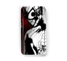 Spider-Man : Black & White  Samsung Galaxy Case/Skin