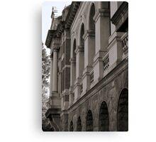 Supreme Court Architecture Canvas Print