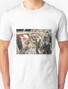 Rush Hour Crush Unisex T-Shirt