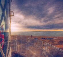 View from the Balcony by Nigel Bangert