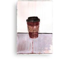 ToGo Cup Canvas Print
