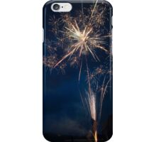 Neighborhood Fireworks iPhone Case/Skin