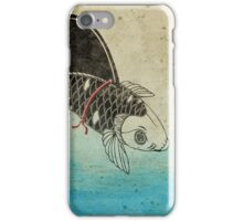 Koi Shark Fin iPhone Case/Skin