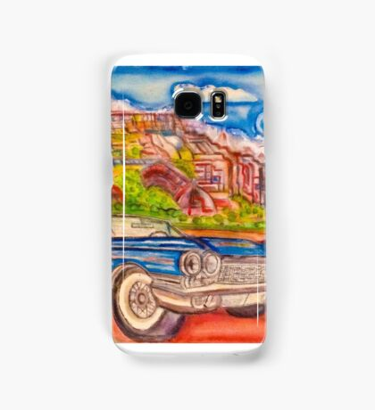 The Good Red Road Samsung Galaxy Case/Skin