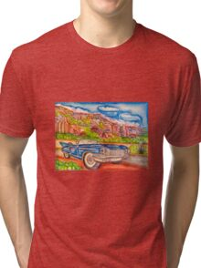 The Good Red Road Tri-blend T-Shirt