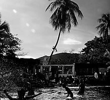 Beach Party by Vincent Riedweg