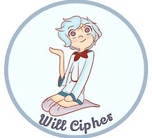 Will Cipher by JasmineGilling