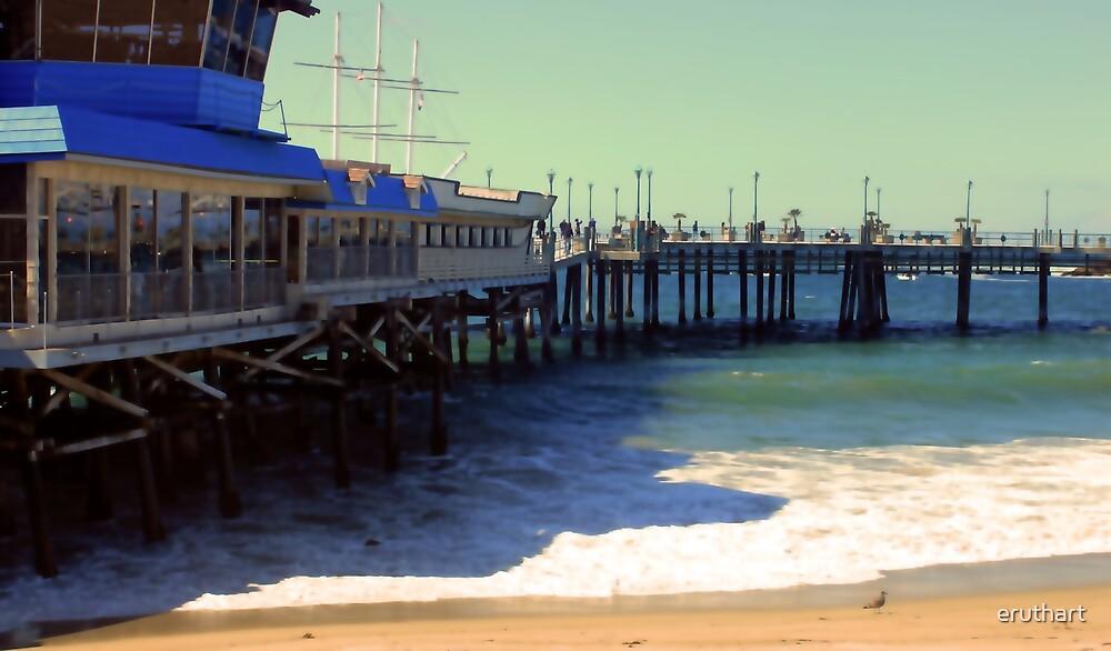 Redondo Beach Pier 1109 by eruthart