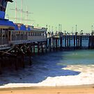 Redondo Beach Pier 1109 by eruthart