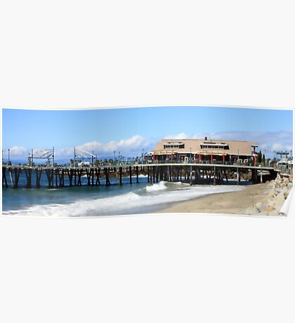 Redondo Beach Pier 1113 Poster