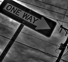 One way by Jose M Diaz