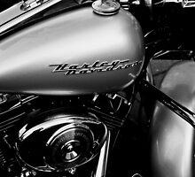 Harley Davidson by Heike Nagel