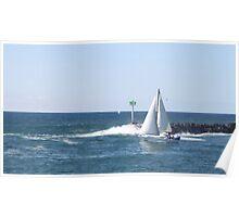 Sailboat 1164 Poster