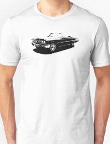 1963 Ford Galaxie 500 Convertible T-Shirt