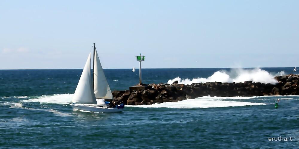 Sailboat 1166 by eruthart