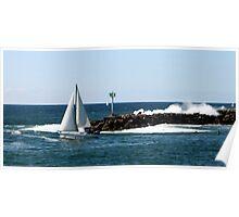 Sailboat 1166 Poster