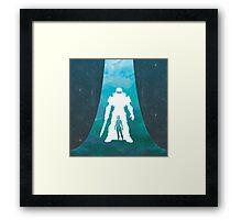 Game Trio - Halo Framed Print