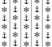 Anchor and timon by Miriamor