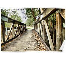 Foot Bridge III Poster