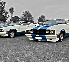 Australian Ford Falcon XC Cobras by Ferenghi