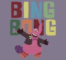 Bing Bong with colors! Kids Tee