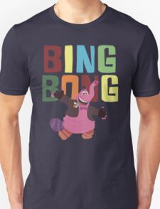 Bing Bong with colors! Unisex T-Shirt