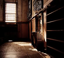 Old Prison Library by shutterbug210