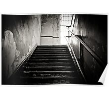 Dark Staircase Poster