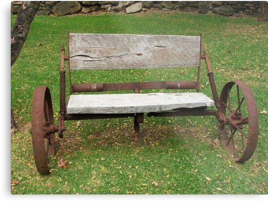 Wagon Seat by ScenerybyDesign