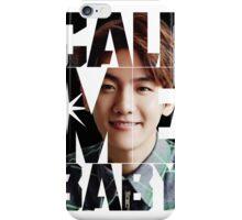 EXO Baekhyun 'Call Me Baby' iPhone Case/Skin