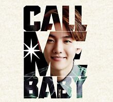 EXO Baekhyun 'Call Me Baby' Hoodie
