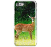 Turkey and Deer iPhone Case/Skin