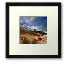 Going to Red Castle Framed Print