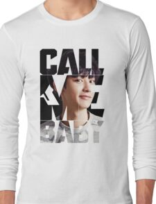 EXO Chanyeol 'Call Me Baby' Long Sleeve T-Shirt