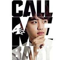 EXO D.O. 'Call Me Baby' by ikpopstore
