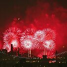 New York City Fireworks!  by Alberto  DeJesus