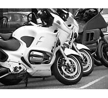 His and hers ... Photographic Print