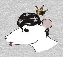 Stray Rat One Piece - Short Sleeve