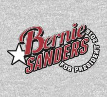Bernie Sanders For President 2016 by Garaga