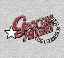 George Pataki for President 2016 by Garaga