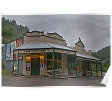Ya Old Corner Store Poster