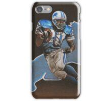 Barry Sanders Lions iPhone Case/Skin