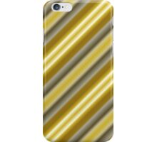 Golden Tubes iPhone Case/Skin