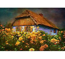 Museum of the Polish countryside. Sierpc.. Photographic Print
